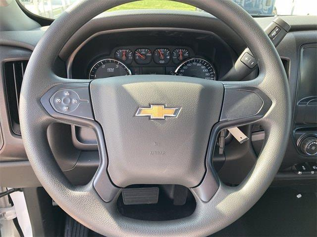 2021 Chevrolet Silverado 5500 Regular Cab DRW 4x4, Cab Chassis #W210604 - photo 17