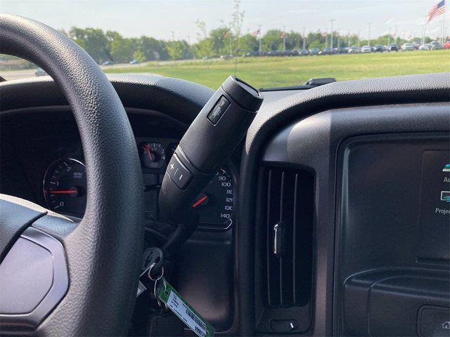 2021 Chevrolet Silverado 5500 Regular Cab DRW 4x4, Cab Chassis #W210604 - photo 20