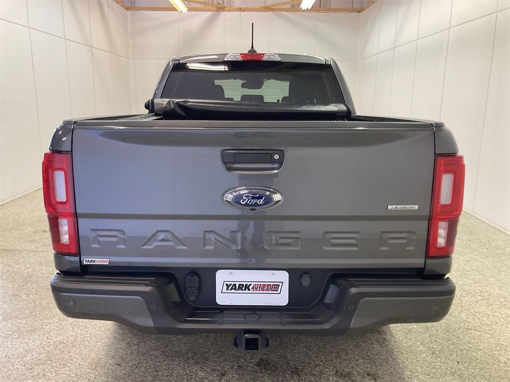 2019 Ford Ranger SuperCrew Cab 4x4, Pickup #W210606A - photo 7