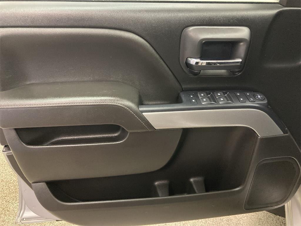 2017 Chevrolet Silverado 1500 Crew Cab 4x4, Pickup #W210621A - photo 22
