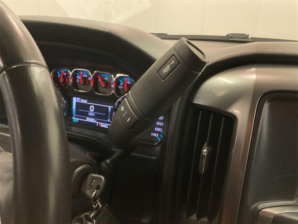 2017 Chevrolet Silverado 1500 Crew Cab 4x4, Pickup #W210621A - photo 29