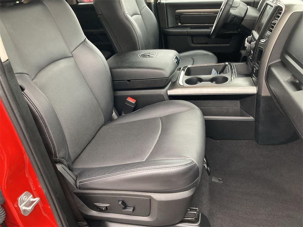 2017 Ram 1500 Quad Cab 4x4,  Pickup #W210626B - photo 12