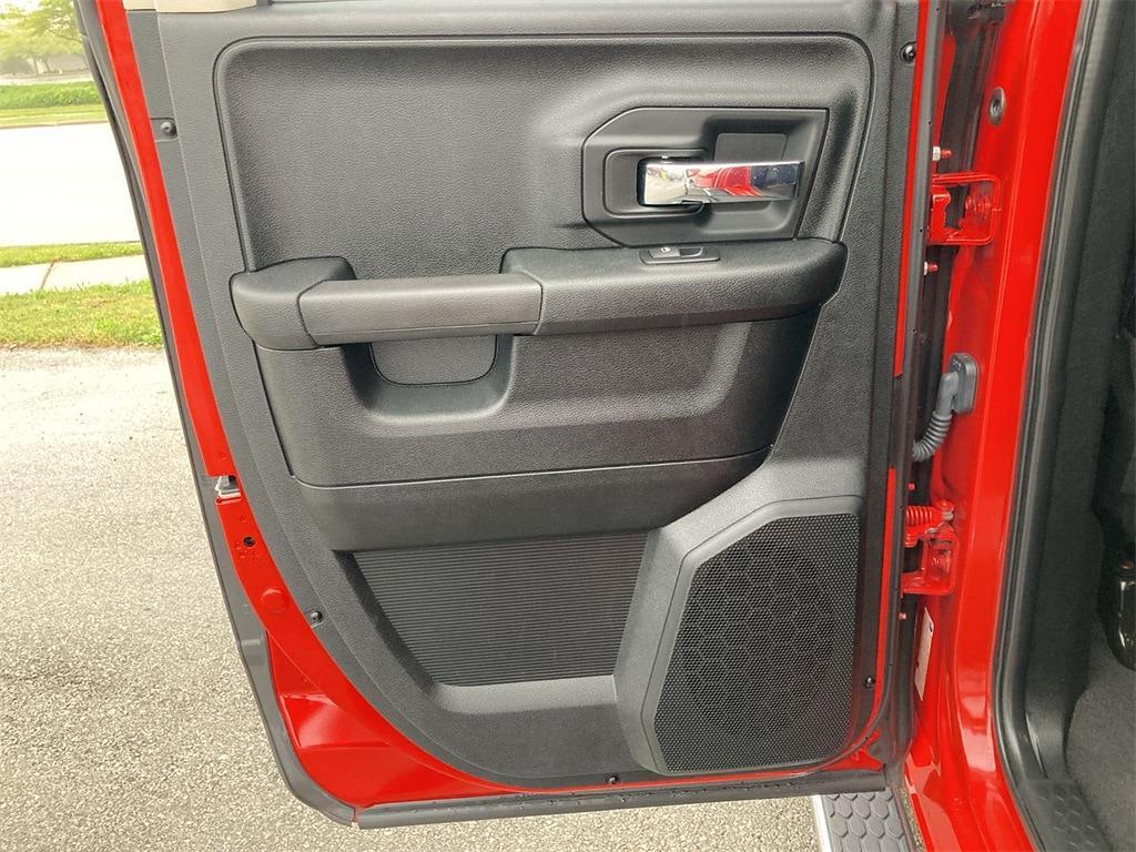 2017 Ram 1500 Quad Cab 4x4,  Pickup #W210626B - photo 21
