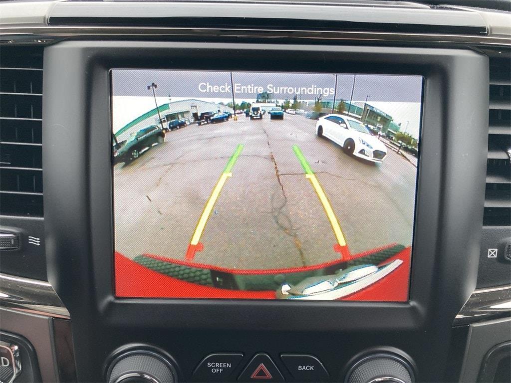 2017 Ram 1500 Quad Cab 4x4,  Pickup #W210626B - photo 29