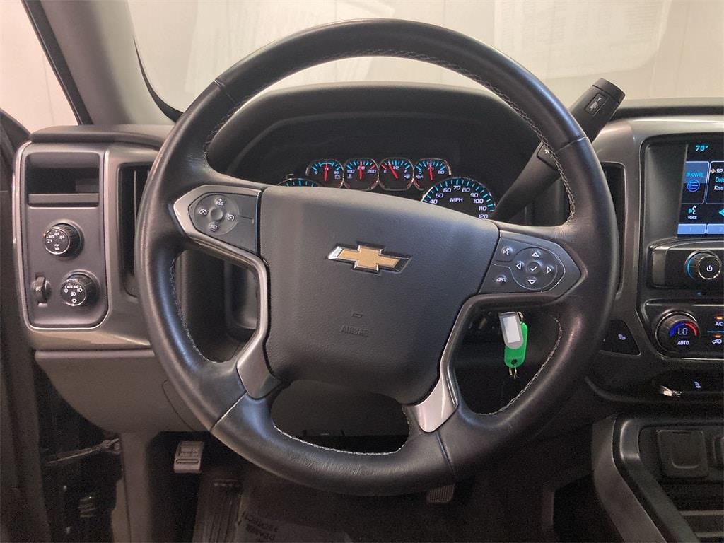 2016 Chevrolet Silverado 1500 Double Cab 4x4, Pickup #W210632A - photo 27
