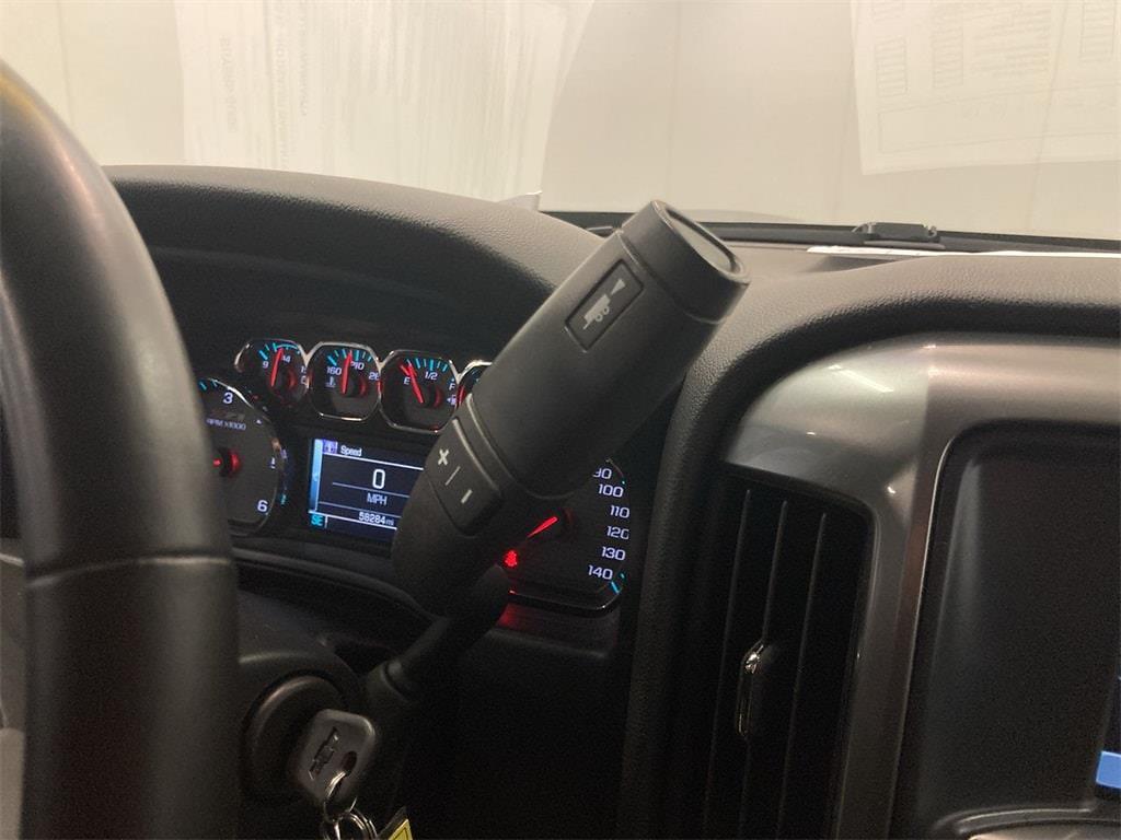 2016 Chevrolet Silverado 1500 Double Cab 4x4, Pickup #W210632A - photo 31