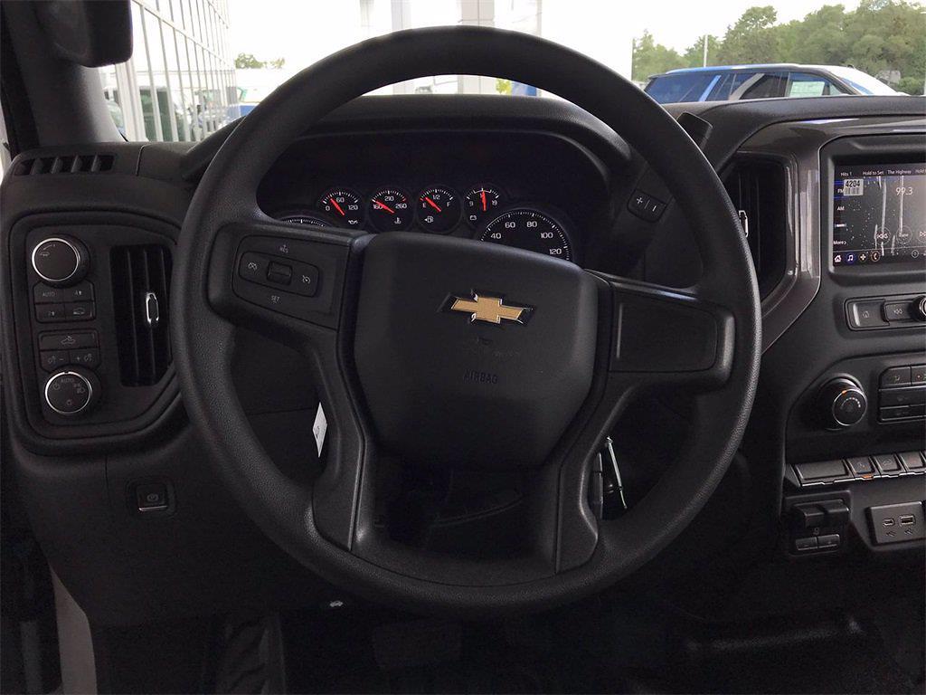 2021 Chevrolet Silverado 1500 Regular Cab 4x4, Pickup #W210637 - photo 16
