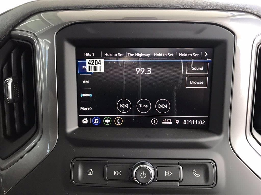 2021 Chevrolet Silverado 1500 Regular Cab 4x4, Pickup #W210637 - photo 17