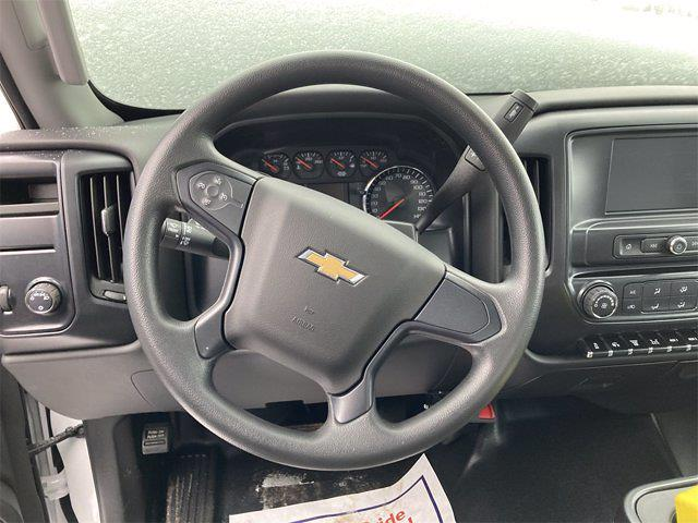 2021 Silverado 4500 Regular Cab DRW 4x2,  Cab Chassis #W210699 - photo 16