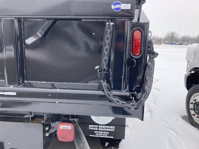 2021 Silverado 4500 Regular Cab DRW 4x2,  Cab Chassis #W210699 - photo 9
