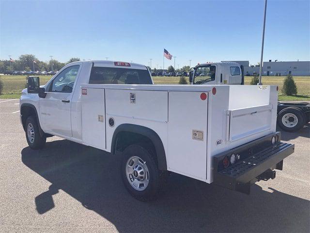 2021 Silverado 2500 Regular Cab 4x2,  Monroe Truck Equipment MSS II Service Body #W210702 - photo 28
