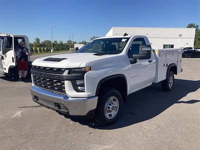 2021 Silverado 2500 Regular Cab 4x2,  Monroe Truck Equipment MSS II Service Body #W210702 - photo 6