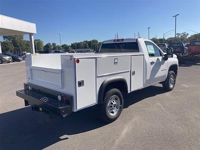 2021 Silverado 2500 Regular Cab 4x2,  Monroe Truck Equipment MSS II Service Body #W210702 - photo 8