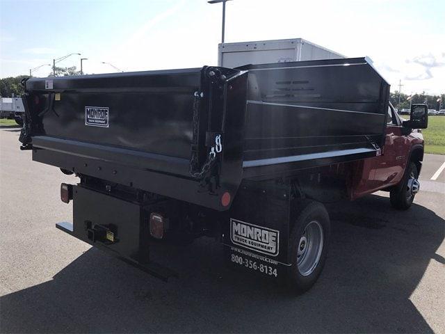 2021 Silverado 3500 Regular Cab 4x2, 9' MTE-ZEE dump body #W210705 - photo 8