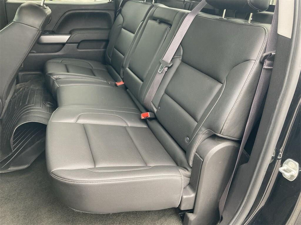 2017 Silverado 1500 Crew Cab 4x4,  Pickup #W210711A - photo 33