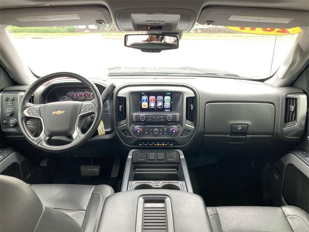 2017 Silverado 1500 Crew Cab 4x4,  Pickup #W210711A - photo 46
