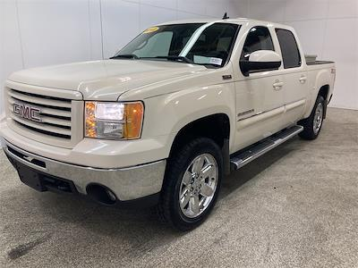 2012 GMC Sierra 1500 Crew Cab 4x4, Pickup #WP4651A - photo 4