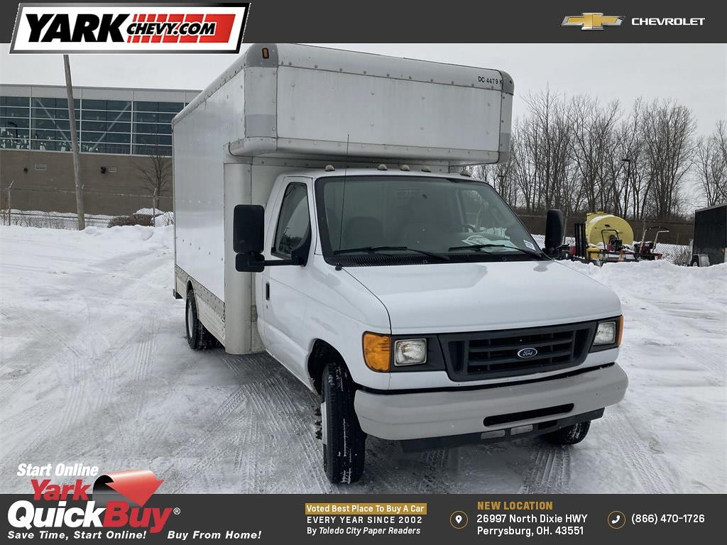 2007 Ford E-450 4x2, Cutaway Van #WP4850 - photo 1