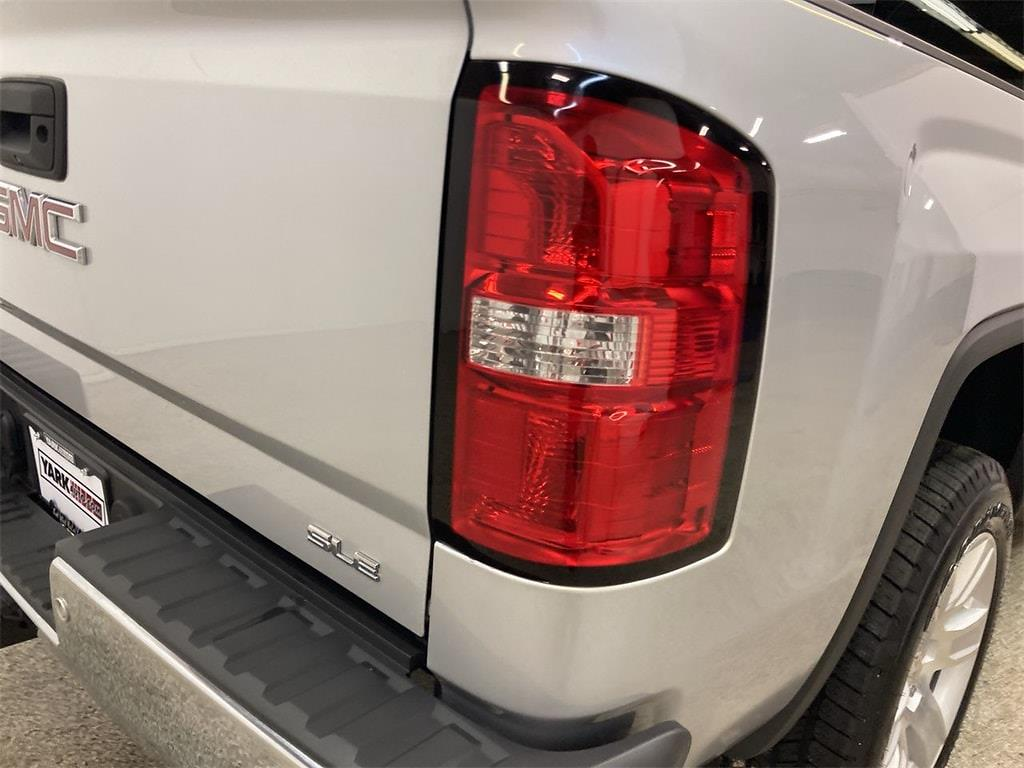 2018 GMC Sierra 1500 Double Cab 4x4, Pickup #WP4865 - photo 18