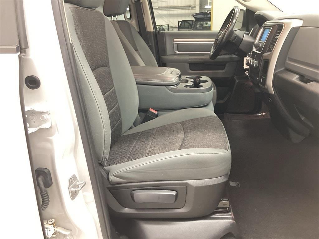 2014 Ram 1500 Quad Cab 4x4, Pickup #WP4865A - photo 12