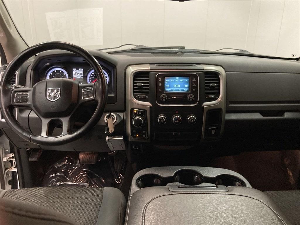 2014 Ram 1500 Quad Cab 4x4, Pickup #WP4865A - photo 26