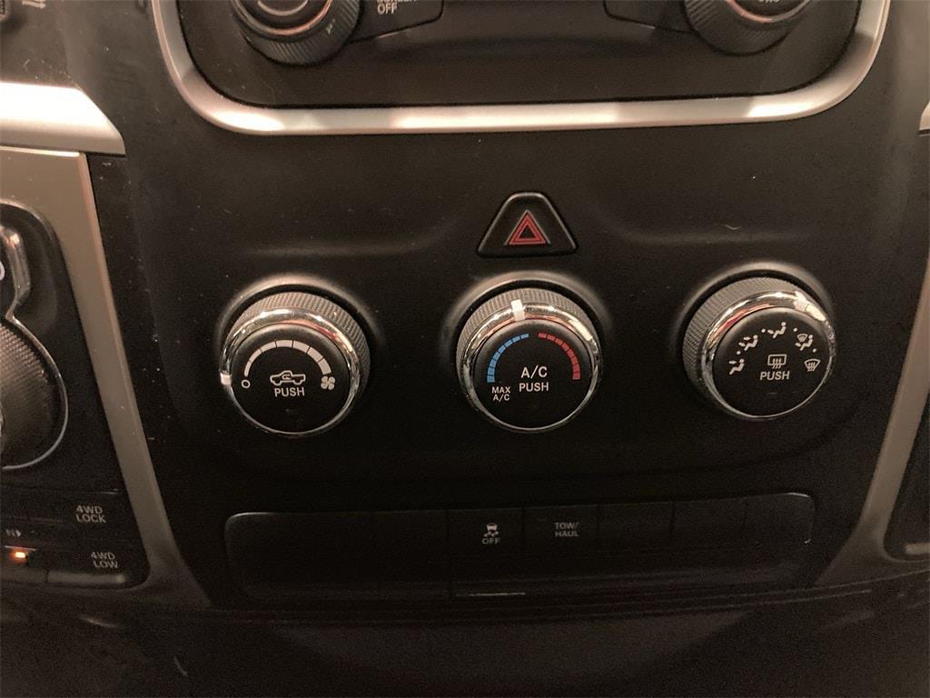 2014 Ram 1500 Quad Cab 4x4, Pickup #WP4865A - photo 29