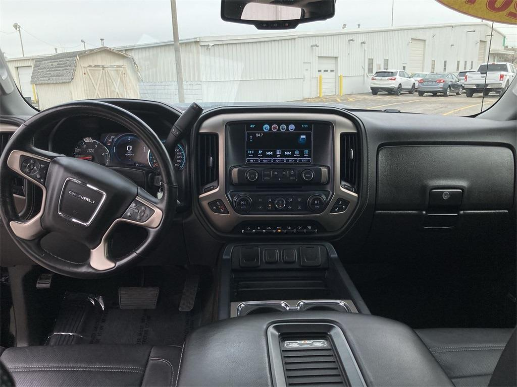 2017 GMC Sierra 3500 Crew Cab 4x4, Pickup #WP4866 - photo 27