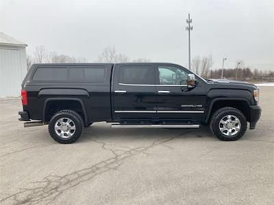 2017 GMC Sierra 3500 Crew Cab 4x4, Pickup #WP4866 - photo 8