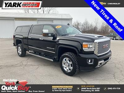 2017 GMC Sierra 3500 Crew Cab 4x4, Pickup #WP4866 - photo 1