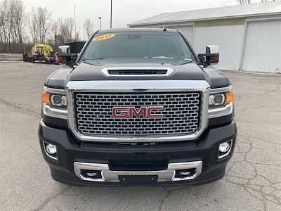 2017 GMC Sierra 3500 Crew Cab 4x4, Pickup #WP4866 - photo 3