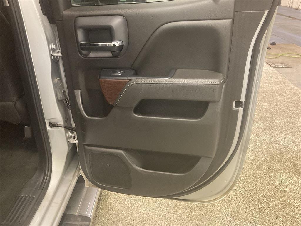 2017 GMC Sierra 1500 Double Cab 4x4, Pickup #WP4879 - photo 15
