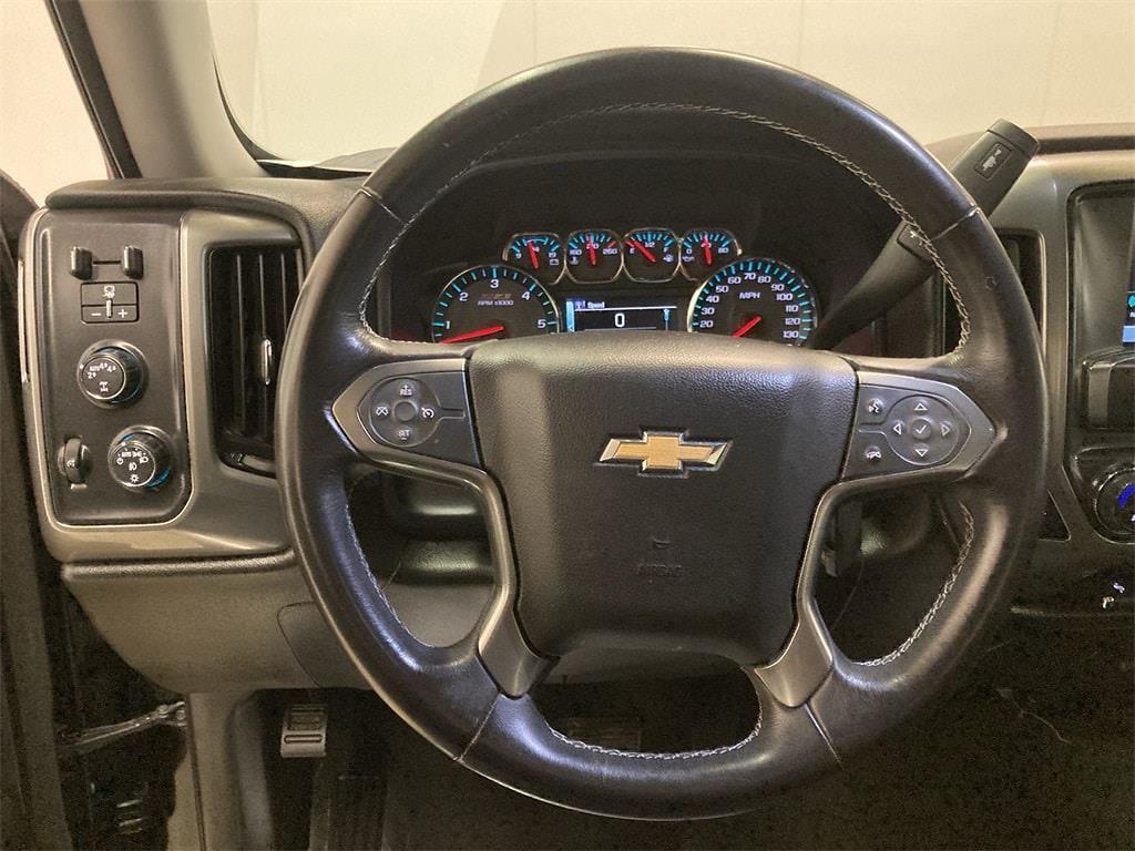 2018 Chevrolet Silverado 1500 Double Cab 4x4, Pickup #WP4904 - photo 27