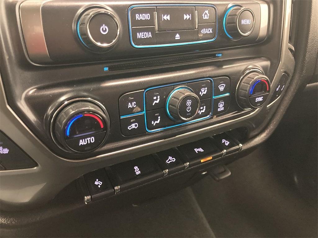 2018 Chevrolet Silverado 1500 Double Cab 4x4, Pickup #WP4904 - photo 31