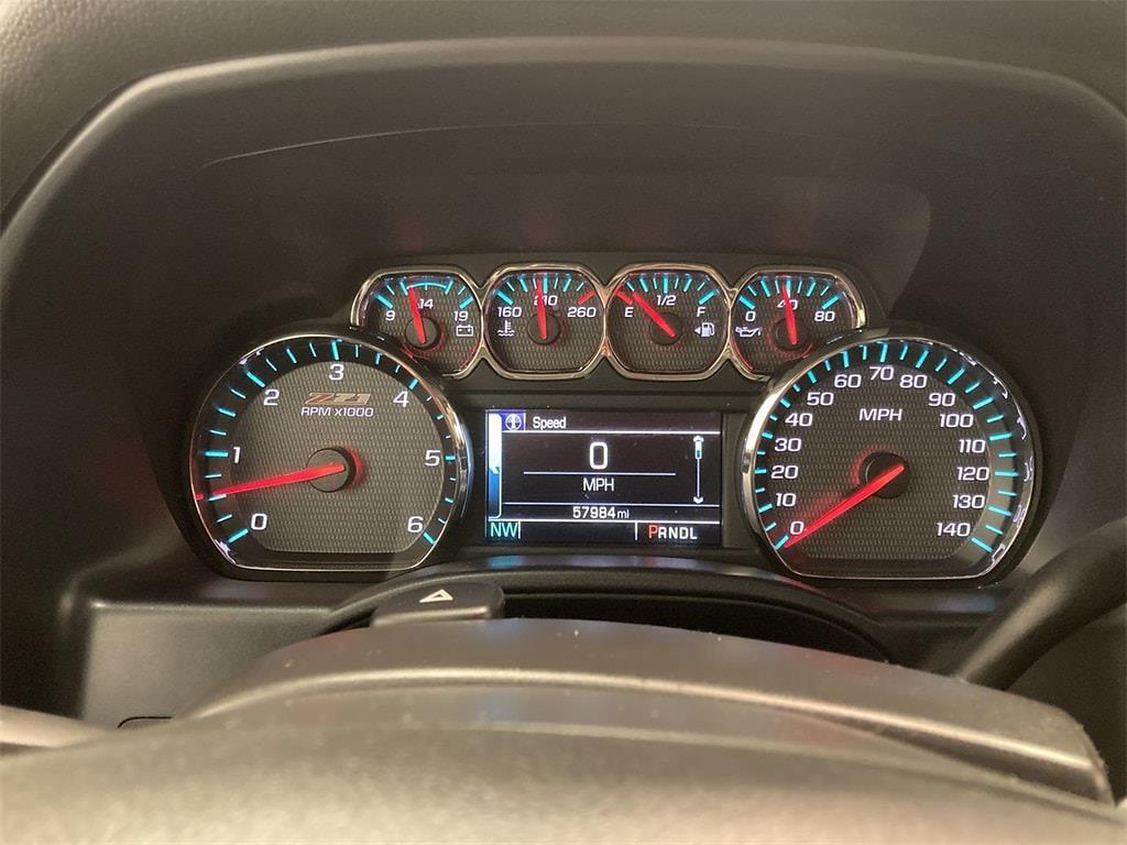 2018 Chevrolet Silverado 1500 Double Cab 4x4, Pickup #WP4904 - photo 33