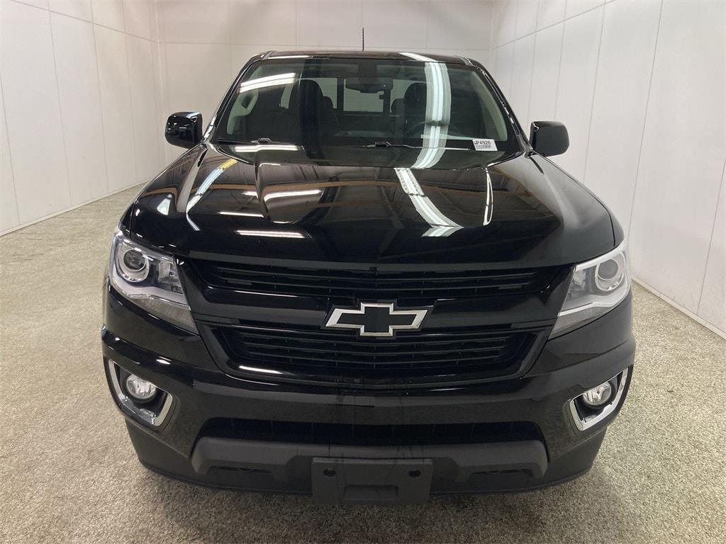2017 Chevrolet Colorado Double Cab 4x4, Pickup #WP4926 - photo 4