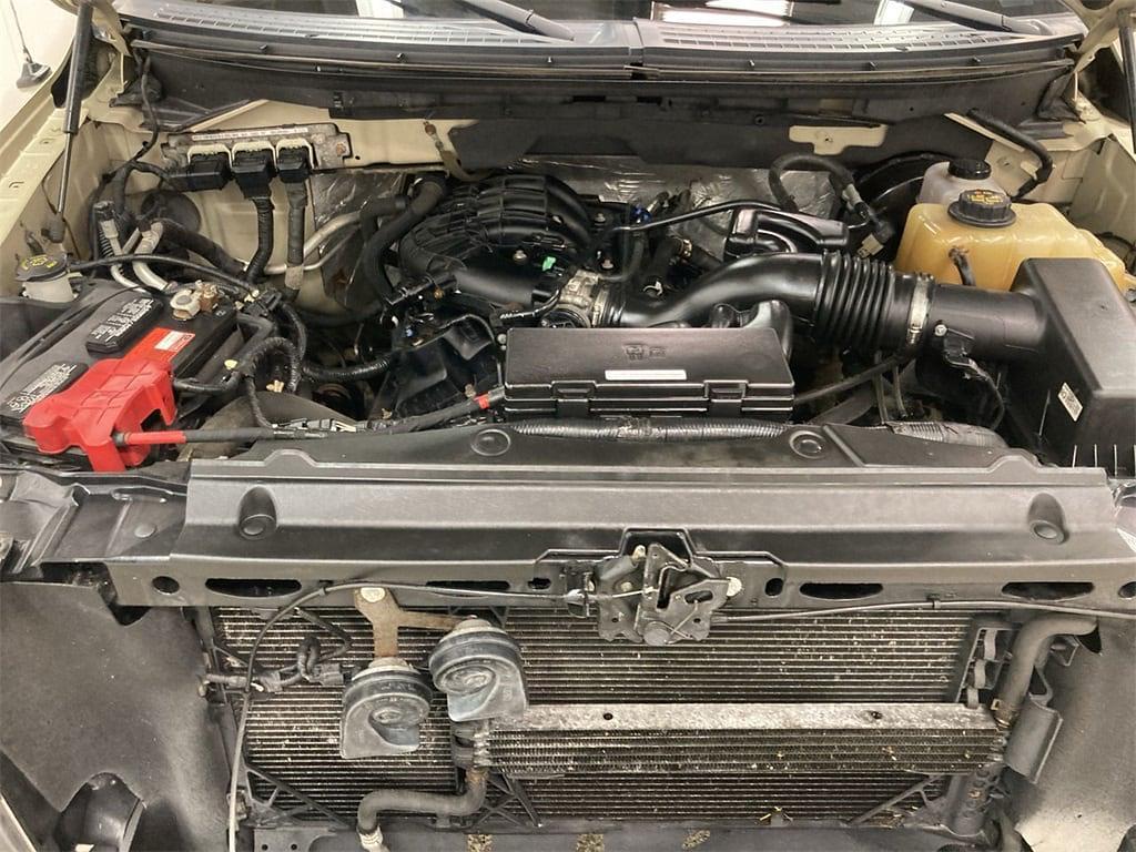 2013 Ford F-150 Super Cab 4x2, Pickup #WP4948A - photo 9