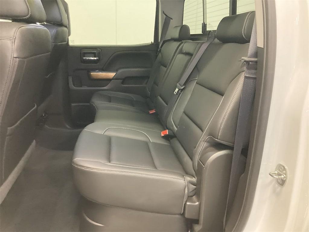 2018 Chevrolet Silverado 1500 Crew Cab 4x4, Pickup #WP4994 - photo 21