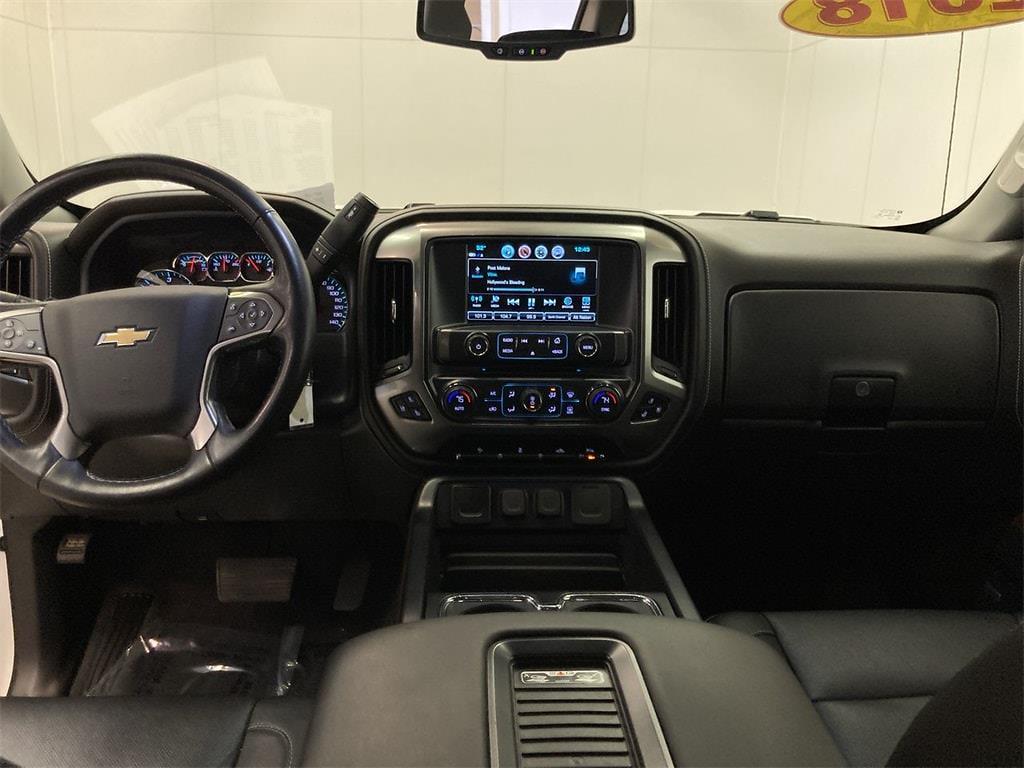 2018 Chevrolet Silverado 1500 Crew Cab 4x4, Pickup #WP4994 - photo 28