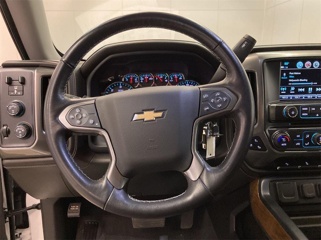 2018 Chevrolet Silverado 1500 Crew Cab 4x4, Pickup #WP4994 - photo 29