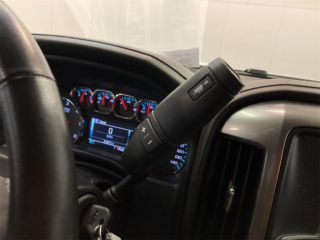 2018 Chevrolet Silverado 1500 Crew Cab 4x4, Pickup #WP4994 - photo 33