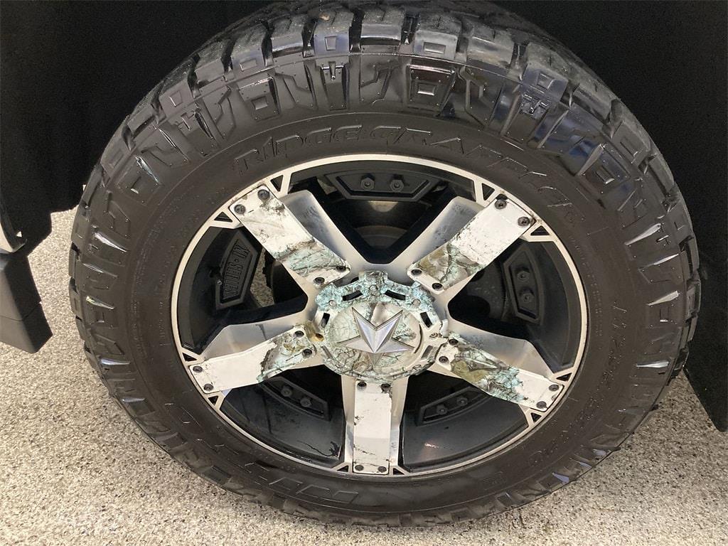2018 Chevrolet Silverado 1500 Crew Cab 4x4, Pickup #WP4994 - photo 36