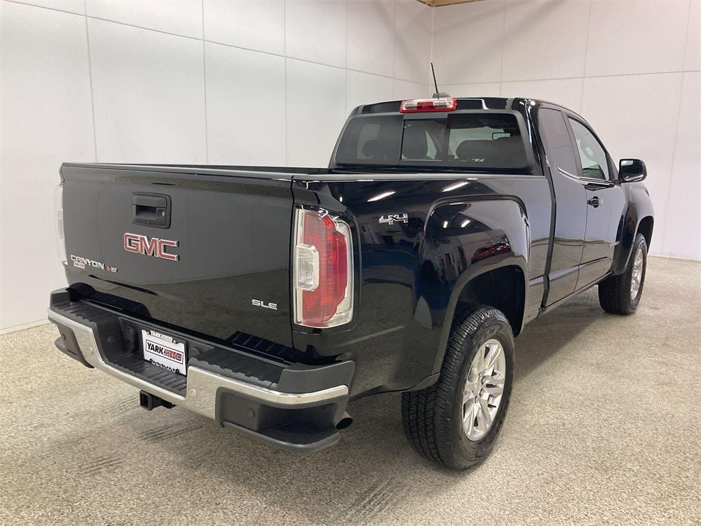2019 GMC Canyon Extended Cab 4x4, Pickup #WP5030 - photo 2