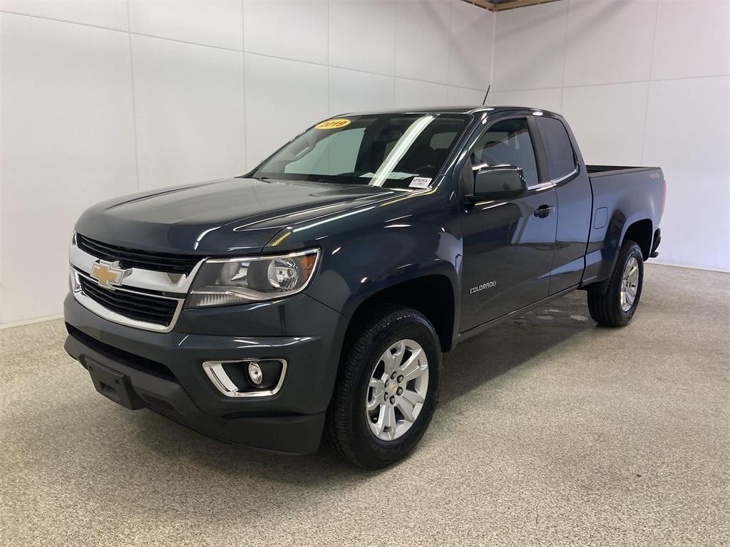 2019 Chevrolet Colorado Extended Cab 4x4, Pickup #WP5054 - photo 3