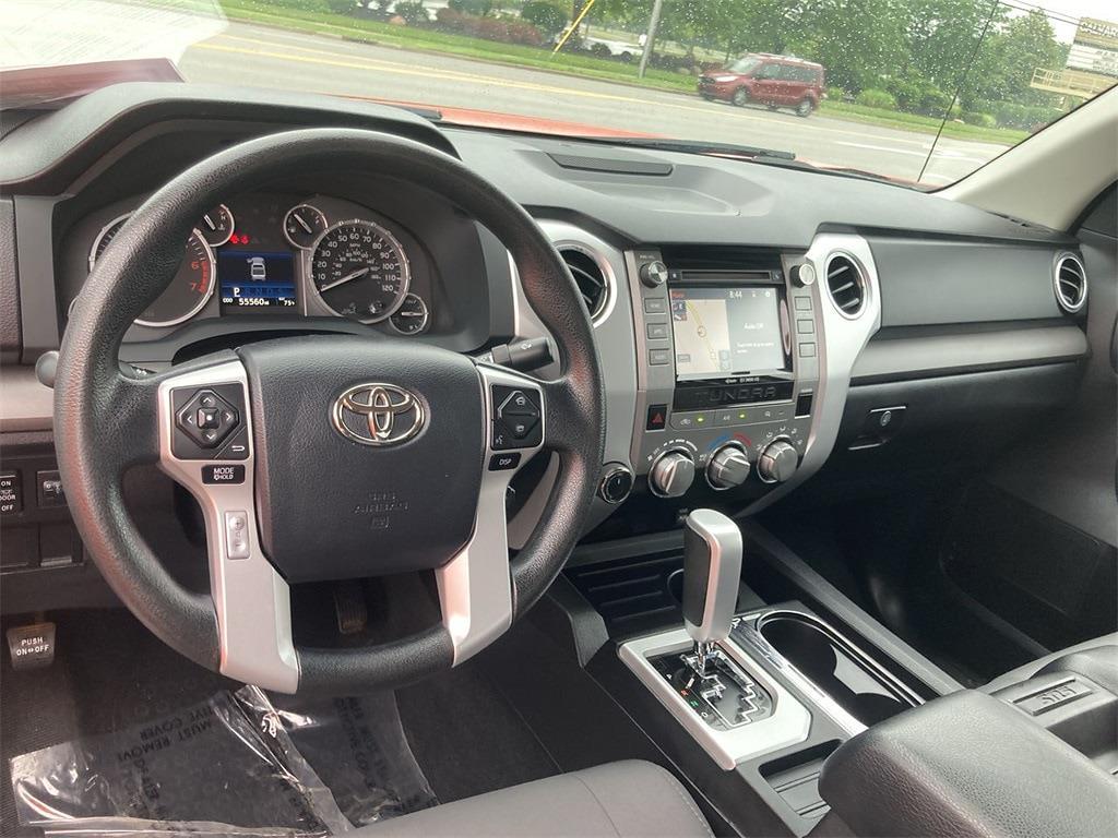 2016 Toyota Tundra Double Cab 4x4, Pickup #WP5067 - photo 25