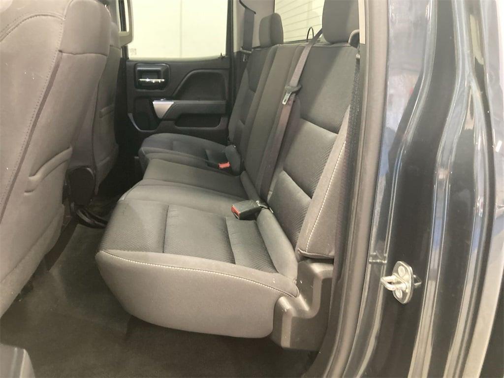 2018 Chevrolet Silverado 1500 Double Cab 4x4, Pickup #WP5074 - photo 20
