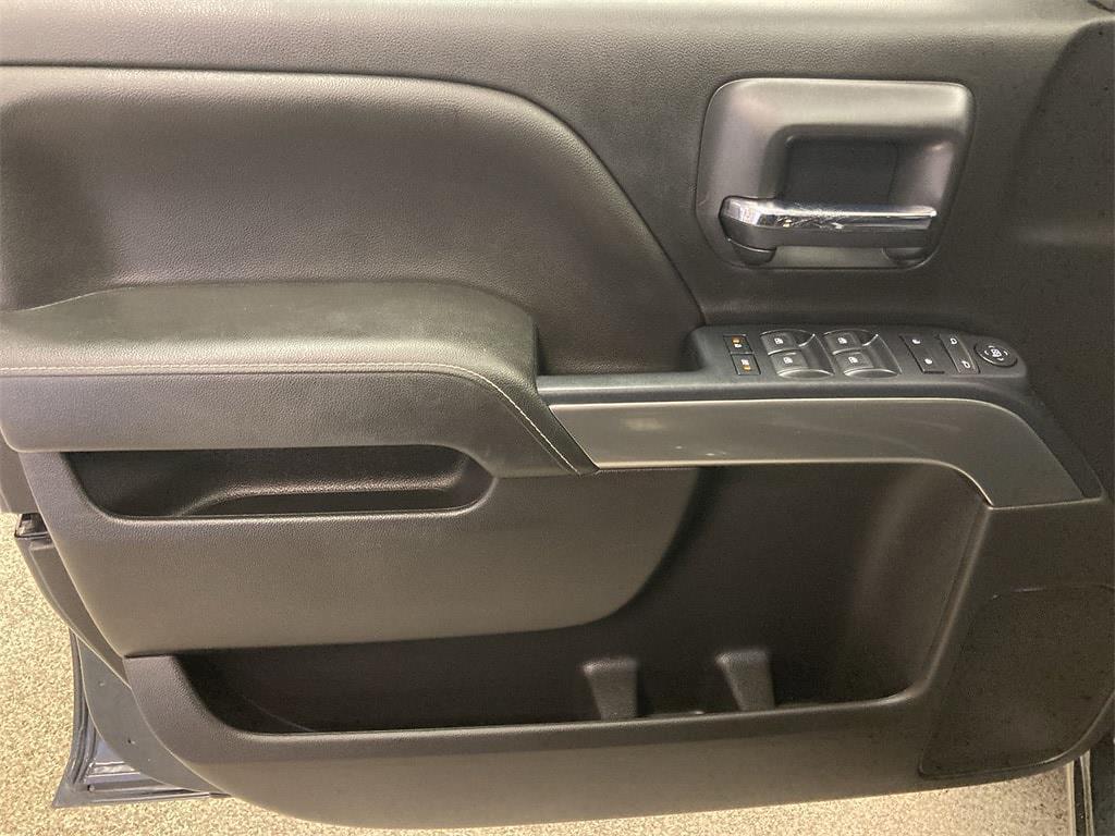 2018 Chevrolet Silverado 1500 Double Cab 4x4, Pickup #WP5074 - photo 24