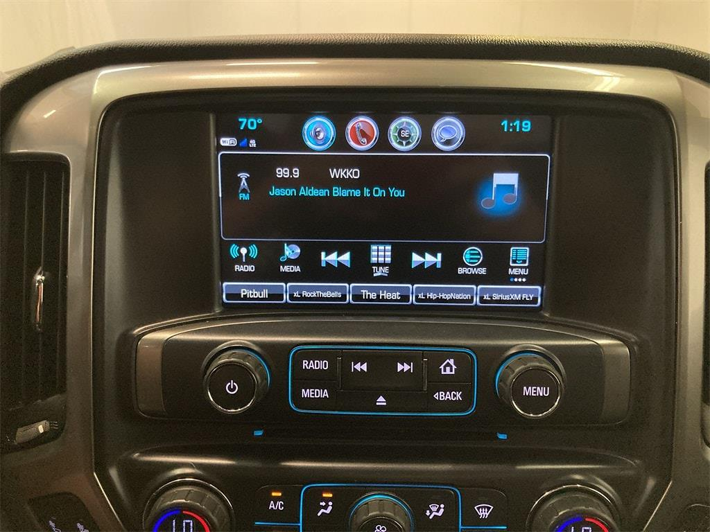 2018 Chevrolet Silverado 1500 Double Cab 4x4, Pickup #WP5074 - photo 28