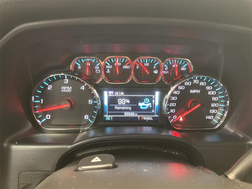 2018 Chevrolet Silverado 1500 Double Cab 4x4, Pickup #WP5074 - photo 32