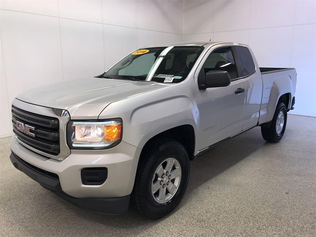 2016 Canyon Extended Cab 4x2,  Pickup #WP5079 - photo 4