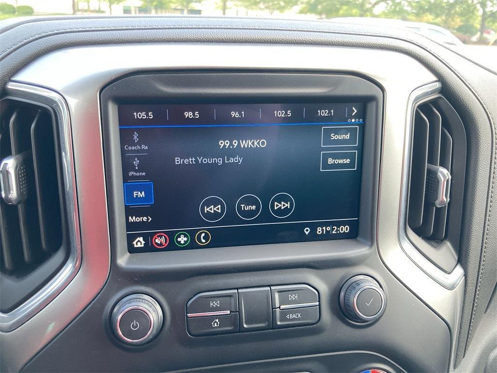 2019 Silverado 1500 Double Cab 4x4,  Pickup #WP5090 - photo 28